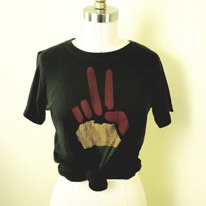 Junk Food // Peace in Africa 2025 Graphic Tee
